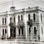 Oficina de Correos y Telegrafos Piedras Negras Coahuila ( Fechada en 1944 )