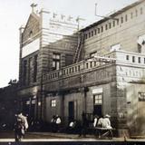 Estacion Ferroviaria Fechada el dia 22 deNoviembre de 1922