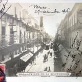 Calle de La Monterrilla ( Fechada 27 de Diciembre  de  1906 )