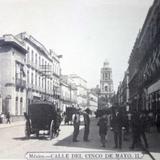 Calle de Cinco de Mayo - Ciudad de México, Distrito Federal