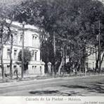 La Calzada de la Piedad ( Fechada el 12 de Diciembre de 1920 )