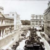 La Calle de Tacuba - Ciudad de México, Distrito Federal
