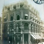 Joyeria La Esmeralda.  ( Fechada el dia 7 de Julio de 1910 )