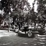 Vida Cotidiana en la Plaza