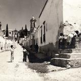 Fuente pública en San Miguel de Allende