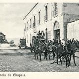Diligencia de Chapala