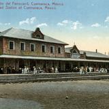 Estación del Ferrocarril de Cuernavaca