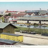 Vista del Barranco desde la Aduana