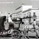 Carruajes en uso desde 1900