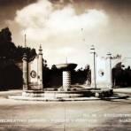 Parque Recreativo Obrero Fuente y Portada