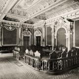 Salón de Cabildos del Palacio Municipal
