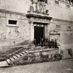 Puerta de la Alhóndiga de Granaditas