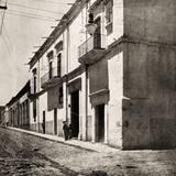 Casa en que vivió Morelos
