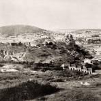 Vista panorámica de Mazatlán, desde el cerro del Vigía