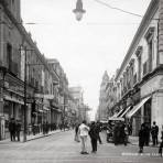 Esquina de Calles Isabel La Católica y Calle de Tacuba