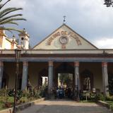 Ex-hacienda Molino de Flores. Diciembre/2016