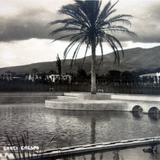 Alberca Playa de el Hotel Garci-Crespo ( Fechada el dia 18 de Abril de 1935 )