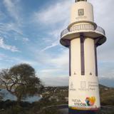 Mirador de la CONAGUA en Tequesquitengo. Noviembre/2016 - Tequesquitengo, Morelos