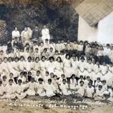 Escuela mixta Federal A. G. Sarmiento (  5 de Nov. de 1925 ) - Xochicoatlán, Hidalgo