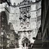Fachada de La Iglesia de San Francisco Puebla
