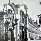 Sagrario y Universidad.