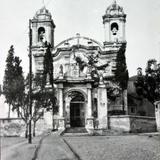 Parroquia de La Cruz.