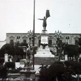 Jardin de Los martires.