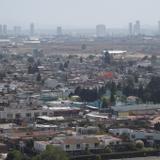 Panoramica de San Andres Cholula. Enero/2017