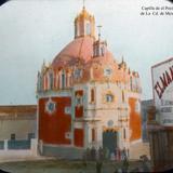 Capilla de el Pocito de La  Cd. de Mexico.