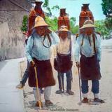 Aguadores de Guanajuato.