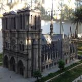 Catedral de Notre Dame en Paseo de Gigantes. Febrero/2017