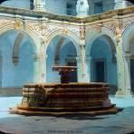 Fuente interior en Queretaro