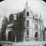 Casona del gobernador de La Ciudad de Mexico Guillermo Landa y Escandon.