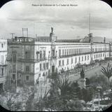 Palacio de Gobierno de La Ciudad de Mexico. - Ciudad de México, Distrito Federal