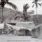 Secando la ropa en algun barrio de Acapulco Guerrero - Acapulco, Guerrero
