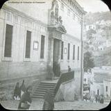 La alhondiga de Granaditas de Guanajuato.