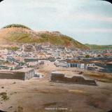 Panorama de Zacatecas.