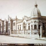 Calle de Liverpool ( Fechada el dia 10 de Diciembre de 1903).