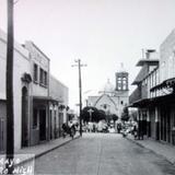 Calle Cinco de Mayo. - Puruandiro, Michoacán
