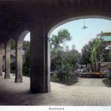 La Plaza de San Pedro Circa 1910 por el editor Juan Kaiser