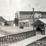 Muelle y nuevo Malecon. - Guaymas, Sonora