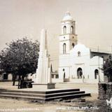 Templo Parroquial. - Agua Prieta, Sonora