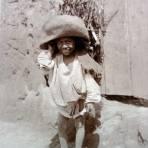 Tipos Mexicanos tipo Indigena. - Amecameca, México