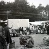Dia de Mercado - Amecameca, México
