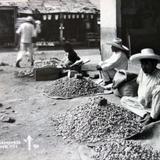 Tipos Mexicanos  tipicos vendedores de Cacahuates. - Cuautla, Morelos