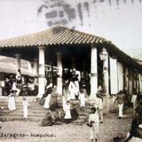 Plaza de Zaragoza Vendedores en la Calle.
