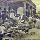 Mercado Callejero en Chapala Jalisco Por El Editor Juan Kaiser