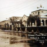 Colonia Cuahutemoc.