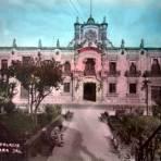 Vista del Palacio.