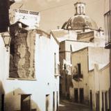 Callejones de La Galarza Guanajuato .